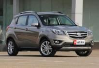 6.89万起,国产第一款小型SUV,上市5年依旧月销过万!