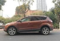 """一款充满""""内涵""""的全新智能SUV 试驾2018款新福特翼虎"""