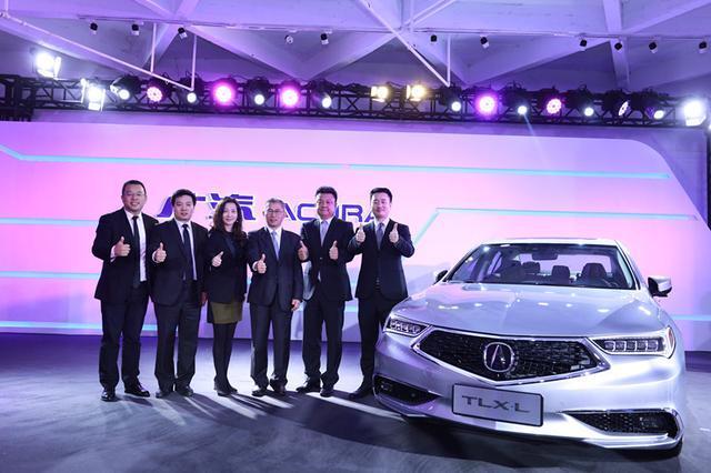 广汽Acura ALL NEW TLX-L深圳上市