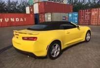 喜欢美范儿看看成本——科迈罗三大车款平行进口版报价!