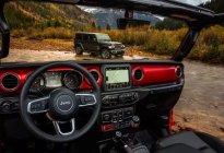 2018款Jeep Wrangler JL官方售价公布