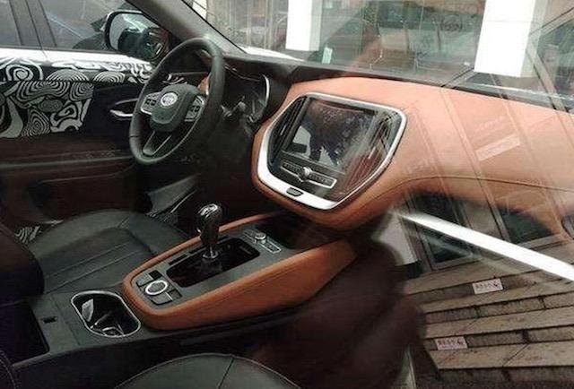 奇瑞41亿变卖观致开瑞后发布新品牌全新SUV模仿哈弗_广西11选5