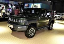 售15.99万 北京BJ40柴油版正式上市
