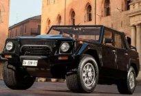 这才是兰博基尼首款SUV,假如复活这辆车,Urus都要甘拜下风