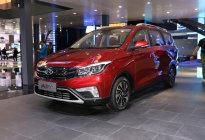 售8.29万起 欧尚A800新车型上市