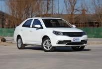 吉利金刚村淘版上市 售6.09万元/定位次顶配车型
