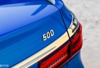 核心优势依旧 静态体验腾势500电动汽车