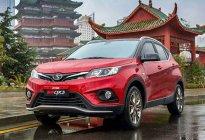 10万元配备6安全气囊的国产SUV 不仅安全还省钱