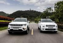 两驱/四驱无缝切换 体验Jeep指南者/自由光