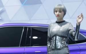 不仅有美女,北京车展最性感的30个精彩瞬间