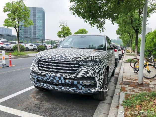 众泰全新SUV专利图曝光造型酷似路虎揽运细节之处有差别_山东11选