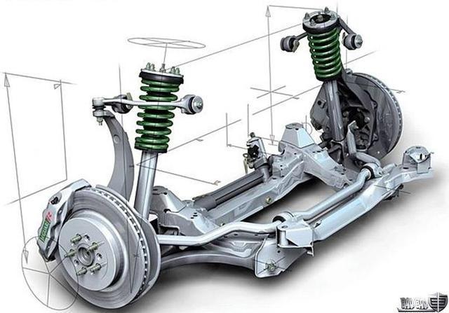 电瓶车车身结构图