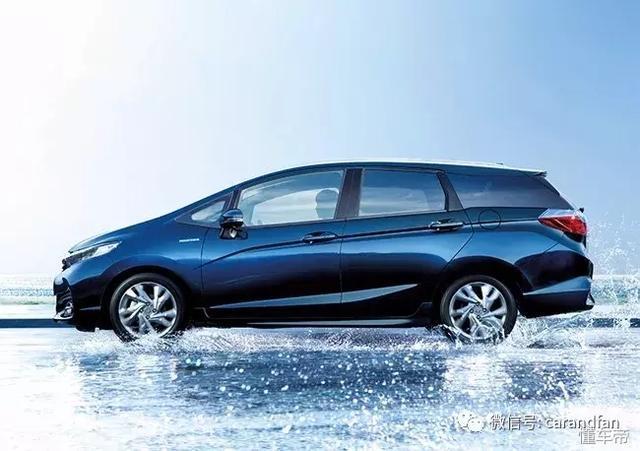 4公里/升.该车搭载的动力系统和grace一致,即 1.