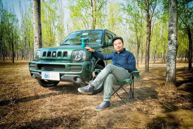 白话汽车:造型可爱,20年不换代的硬派越野车——铃木吉姆尼