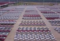 为什么汽车厂里的新车都是在露天停放,我们买的还是新车么?