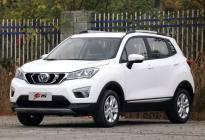 毕业季第一辆车的理想选择 三款5万元左右国产小型SUV推荐