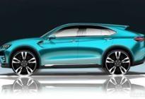 北汽幻速X系设计图曝光 定位中大型SUV