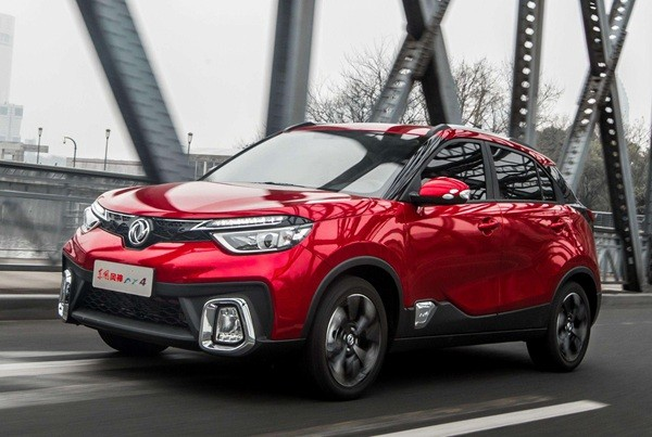 4月东风风神汽车销量排行榜出炉了东风风神AX7的表现最出色_云南