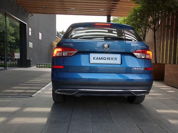 试驾斯柯达第三款SUV柯米克 6月27日正式上市