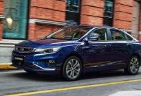 5月国产轿车销量排行榜出炉了,吉利包揽了本月销量冠亚军