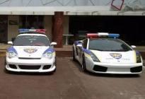 各国警车都有啥:英国太豪,美国用它,中国竟然用这些车当警车