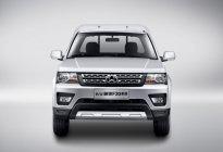 长安神骐F30单排上市 售4.86-5.16万元