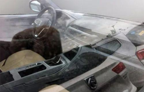 宝骏全新5座SUV曝光!采用1.5T发动机和后独立悬架!