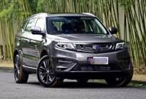 6月份最多人买的10款SUV,合资品牌只占3款