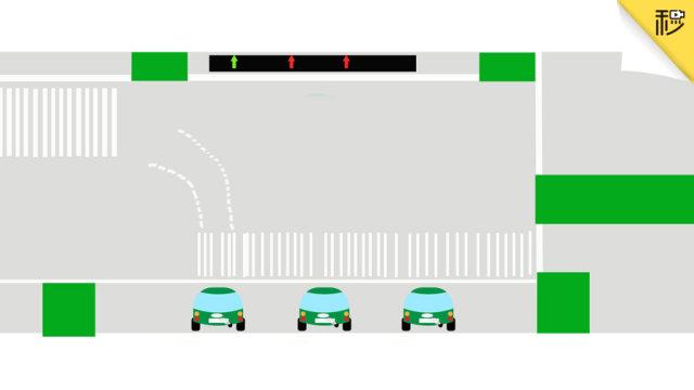 """开车""""左转弯""""竟然有这么多门道 一不小心就变闯红灯"""