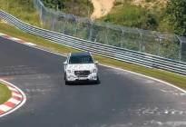 又是一款性能猛兽!奔驰GLE AMG赛道狂飙!4.0T动力!
