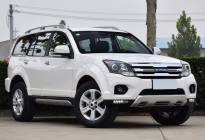 3款入门版四驱SUV推荐,最低不到11万!