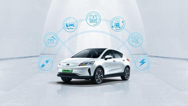 吉利汽车旗下首款纯电动SUV 帝豪GSe上市