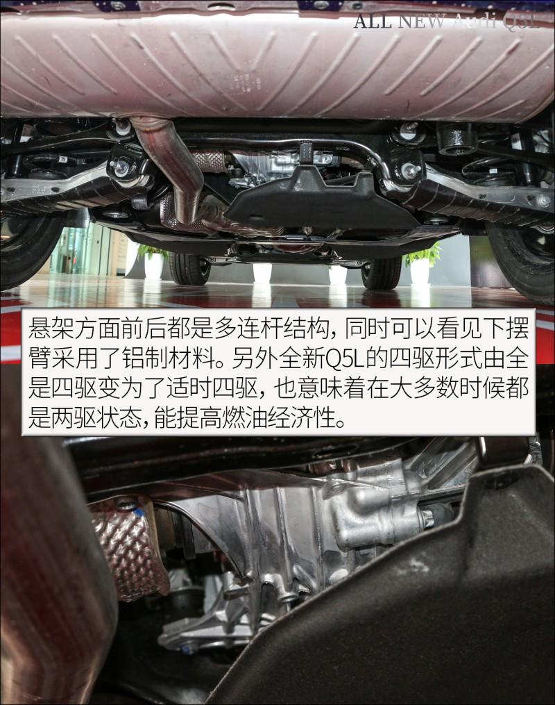 推荐40 tfsi 荣享时尚型 奥迪q5l购车手册图片