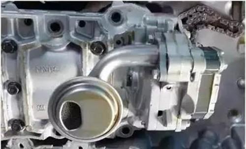史上最全发动机内部各个零部件名称构造分解图,一目了然汽车