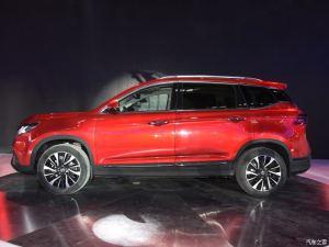 全新紧凑型SUV 东风风行T5将于9月上市