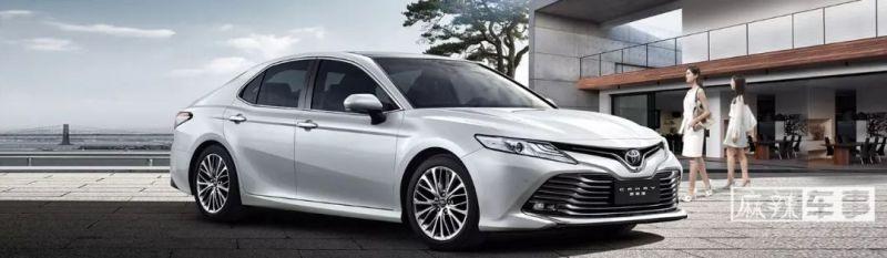 八代凯美瑞太火等着排队交车广汽丰田混动车型也在逐渐发力_快乐