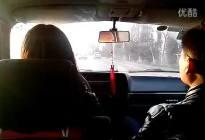 视频:驾驶员考试科目三现场模拟实录--普桑