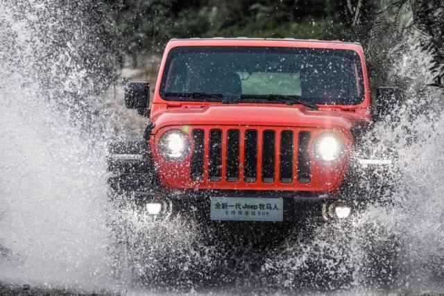 四驱SUV界的灵魂战将!全新一代Jeep牧马人王者归来