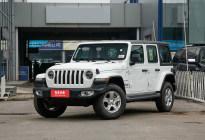 推荐2.0T Rubicon 两门版  Jeep牧马人购车手册