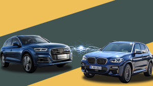 谁才是豪华SUV新标杆?奥迪Q5L PK 宝马X3