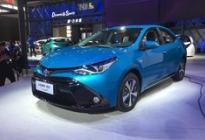 卡罗拉/雷凌PHEV车型计划2019年初上市