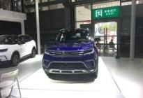 2018成都车展:野马T60概念车正式亮相