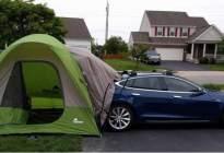 还可以去郊外搞轰趴?Tesla将添加派对露营功能