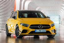 将于巴黎车展首发 AMG A 35官图正式发布
