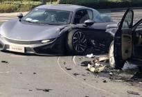 中国品牌电动跑车前途K50全国首撞,维修费用预计很吓人