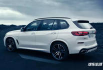 全新宝马X5年底入华,将掀起新一轮中大型SUV市场争夺战