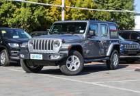 抢先实拍全新Jeep牧马人 越野,越城市