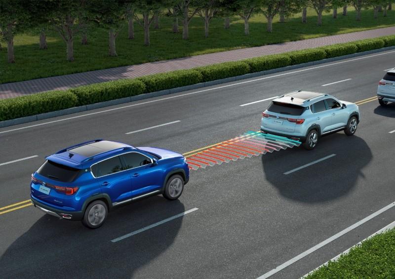 长安全新CS35PLUS如何成为万千车迷心动之车?