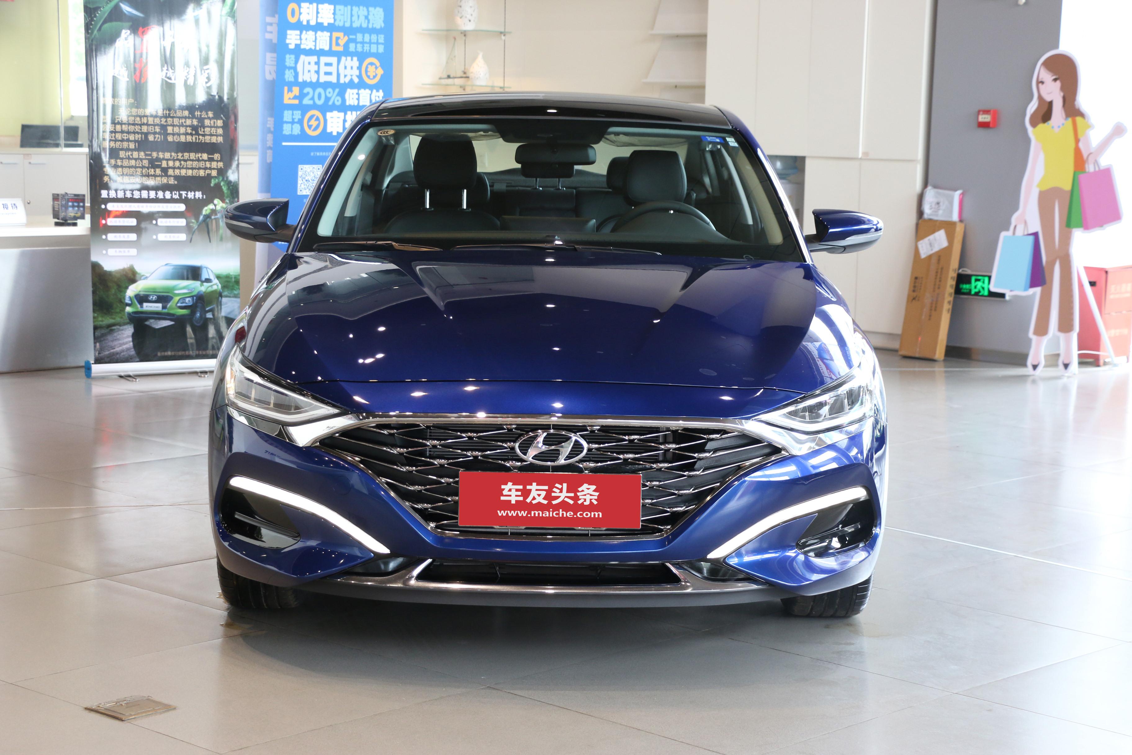 推荐240 tgdi 运动版 北京现代菲斯塔购车手册