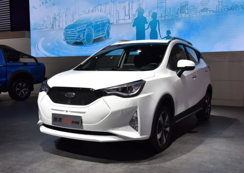 价值7万人民币的国产小车,推出欧洲版,主打欧洲三四线城市